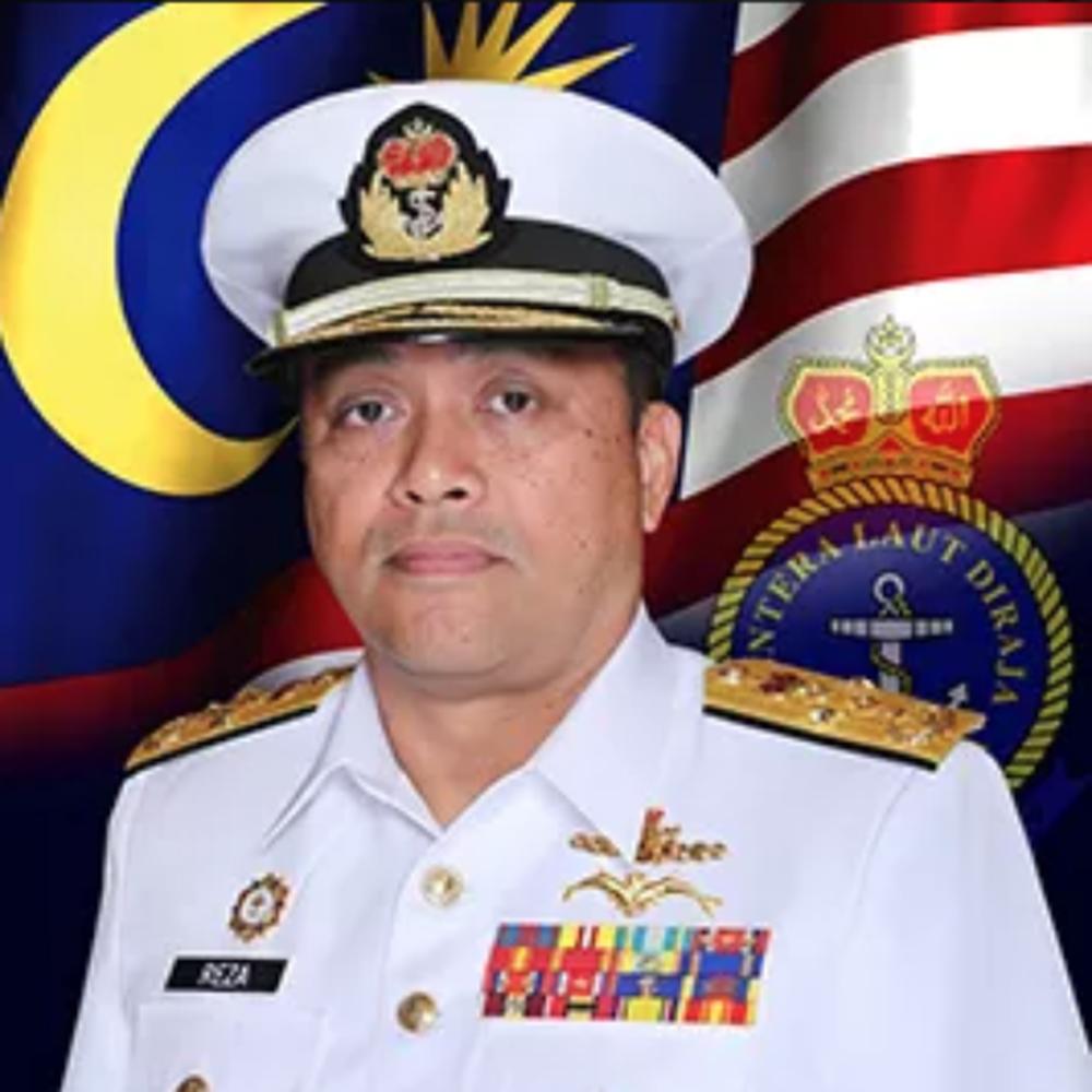 Admiral Tan Sri Mohammad Reza